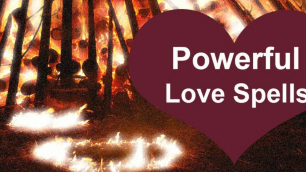 Love spells to get my ex back