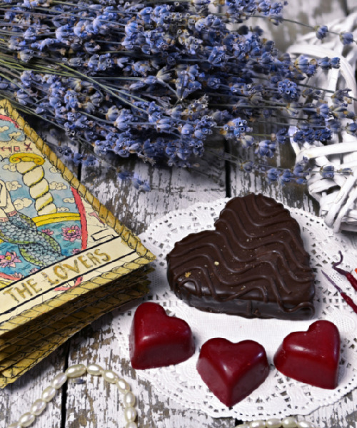 Love Spells Reading